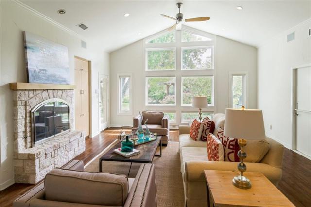 6826 Stichter Avenue, Dallas, TX 75230 (MLS #13996195) :: Robbins Real Estate Group