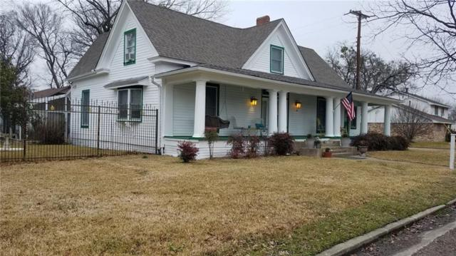 431 E 12th Street, Bonham, TX 75418 (MLS #13996288) :: Baldree Home Team