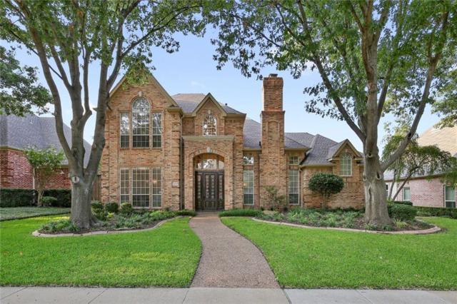 5929 Kensington Drive, Plano, TX 75093 (MLS #13996352) :: The Heyl Group at Keller Williams