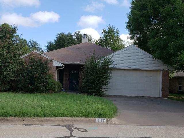 107 Pecos Street, Glen Rose, TX 76043 (MLS #13996366) :: Potts Realty Group