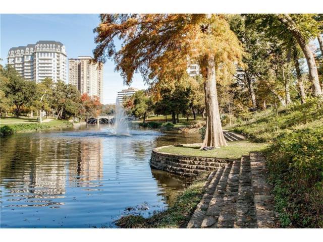 3225 Turtle Creek Boulevard #720, Dallas, TX 75219 (MLS #13996407) :: The Mitchell Group