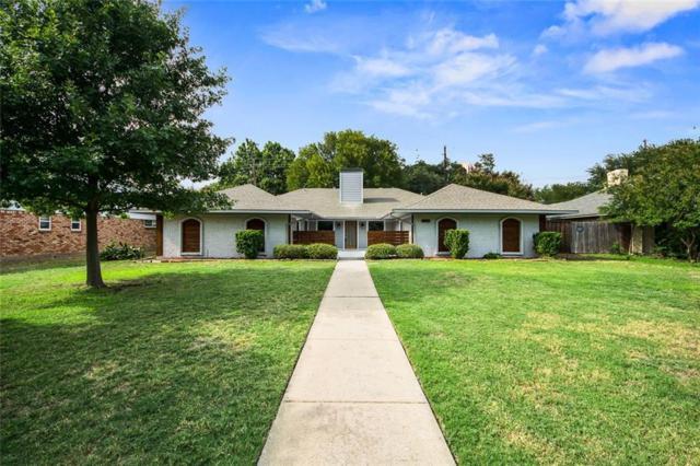 5029 Mill Run Road, Dallas, TX 75244 (MLS #13996456) :: The Good Home Team