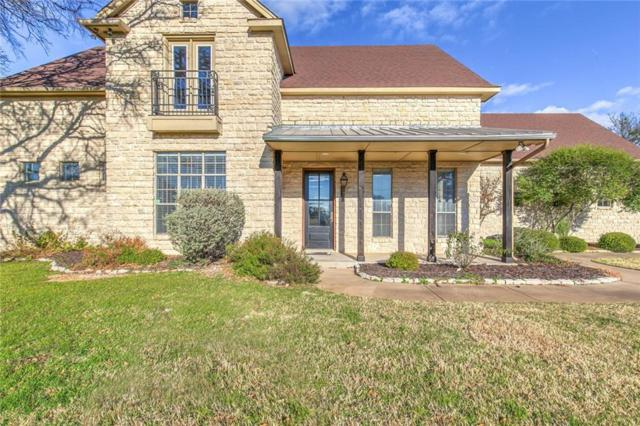 1821 Bentwater Parkway, Granbury, TX 76049 (MLS #13996508) :: The Heyl Group at Keller Williams