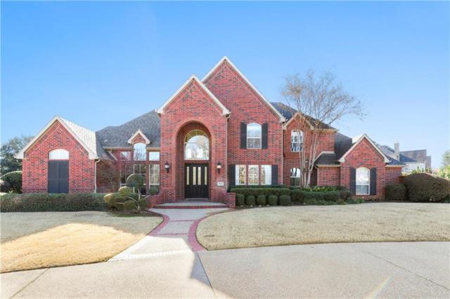 5105 Coral Springs Drive, Flower Mound, TX 75022 (MLS #13996635) :: Robbins Real Estate Group