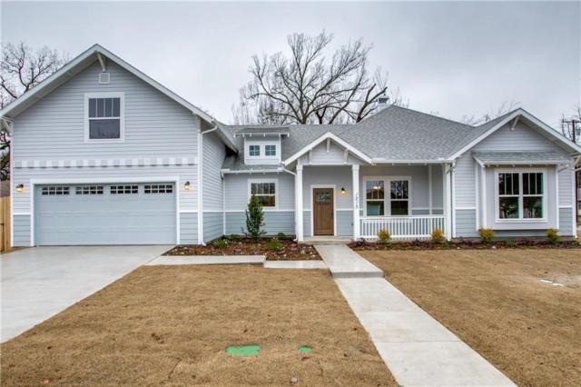 1215 Coleman Street, Mckinney, TX 75069 (MLS #13996704) :: Kimberly Davis & Associates