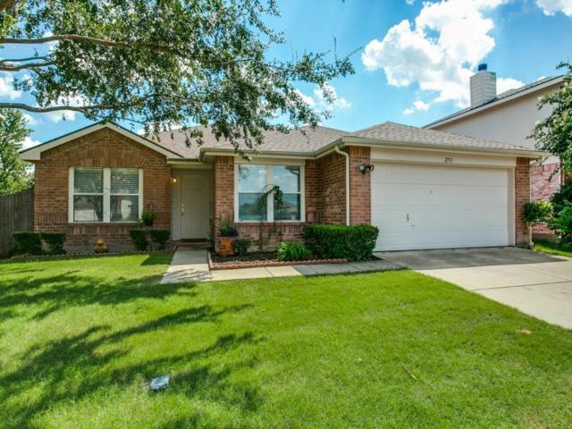 2713 Sundance Drive, Mckinney, TX 75071 (MLS #13996705) :: The Hornburg Real Estate Group