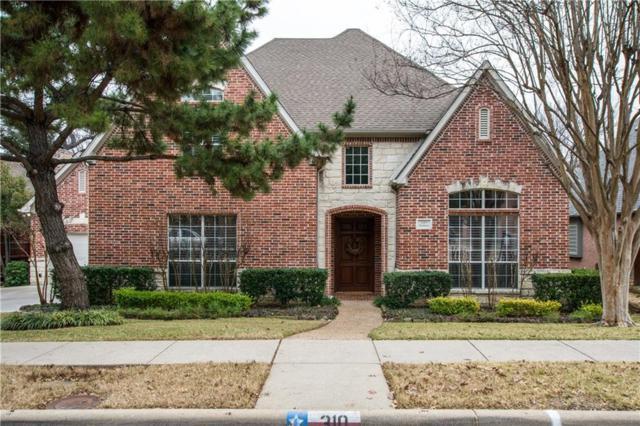 310 Hearthstone Lane, Coppell, TX 75019 (MLS #13996707) :: Team Tiller