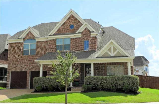 1425 Barrier Island Drive, Savannah, TX 76227 (MLS #13996818) :: Real Estate By Design