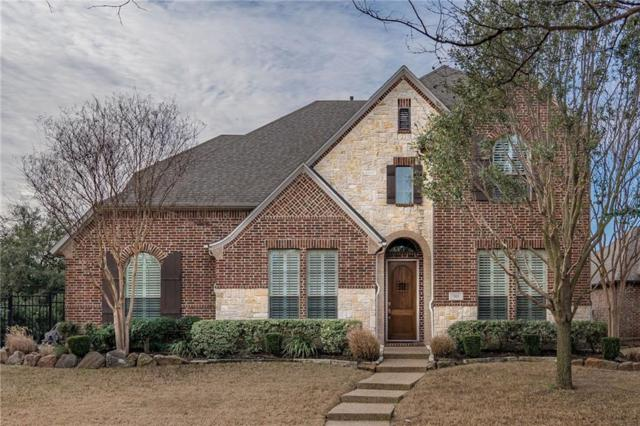 901 Greystone Drive, Allen, TX 75013 (MLS #13996961) :: NewHomePrograms.com LLC