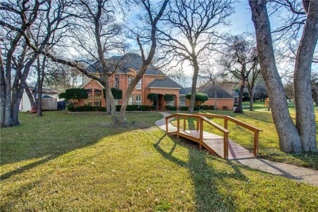 101 Cliffside Drive S, Burleson, TX 76028 (MLS #13996976) :: The Real Estate Station