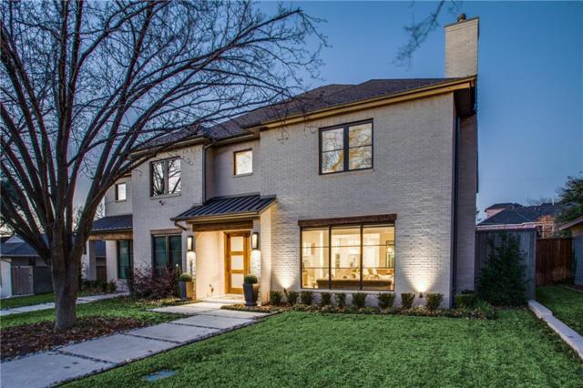 6629 Del Norte Lane, Dallas, TX 75225 (MLS #13997016) :: Robbins Real Estate Group