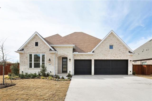 1015 Glen Garden Drive, Roanoke, TX 76262 (MLS #13997031) :: The Gleva Team