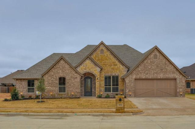 1034 Anna Circle, Granbury, TX 76048 (MLS #13997079) :: The Hornburg Real Estate Group
