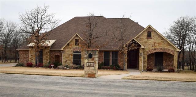 124 Birdie Drive, Lipan, TX 76462 (MLS #13997227) :: Frankie Arthur Real Estate