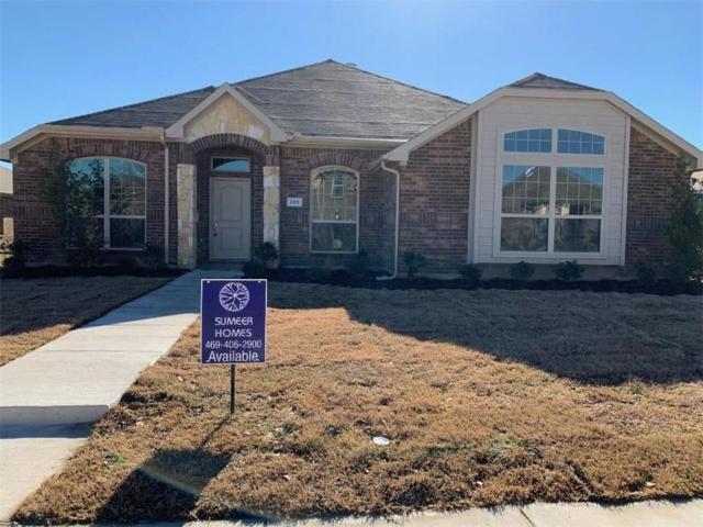 205 Singleton Drive, Royse City, TX 75189 (MLS #13997306) :: RE/MAX Town & Country
