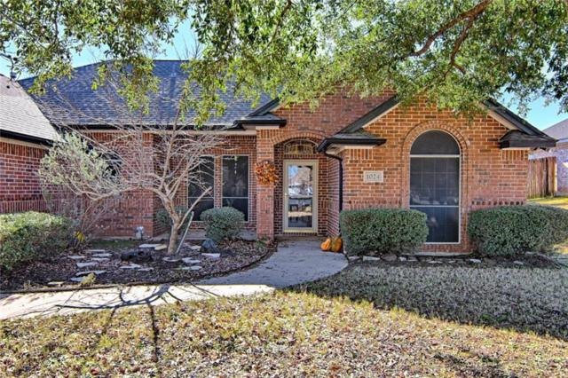 1024 Springhill Drive, Burleson, TX 76028 (MLS #13997338) :: The Mitchell Group