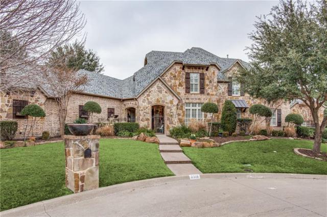 2316 Bennington, Mckinney, TX 75070 (MLS #13997346) :: Robbins Real Estate Group