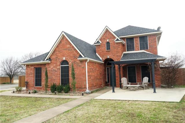 1732 Fairway Drive, Sherman, TX 75090 (MLS #13997599) :: Baldree Home Team