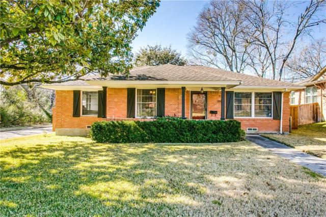 11605 Colmar Street, Dallas, TX 75218 (MLS #13997633) :: Robbins Real Estate Group