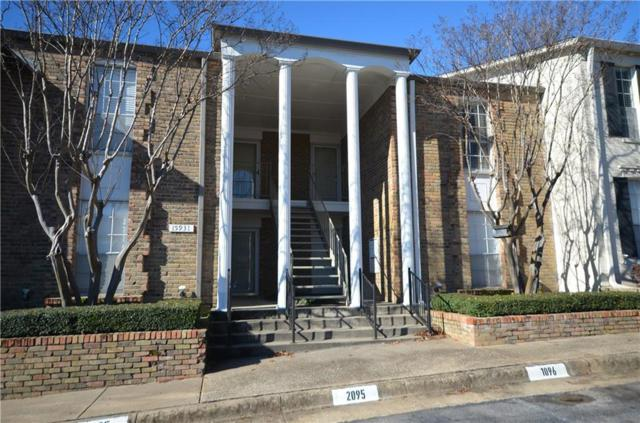 15931 Stillwood Street #2096, Dallas, TX 75248 (MLS #13997640) :: The Rhodes Team
