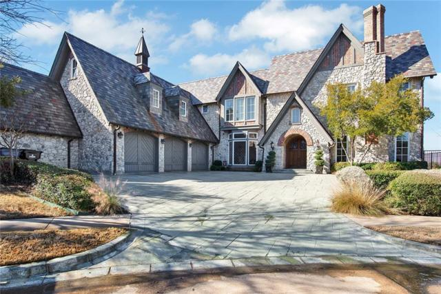 11 Windsor Ridge, Frisco, TX 75034 (MLS #13997641) :: Kimberly Davis & Associates