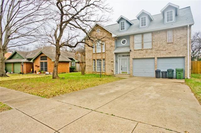 301 Arwine Drive, Hurst, TX 76053 (MLS #13997751) :: Kimberly Davis & Associates
