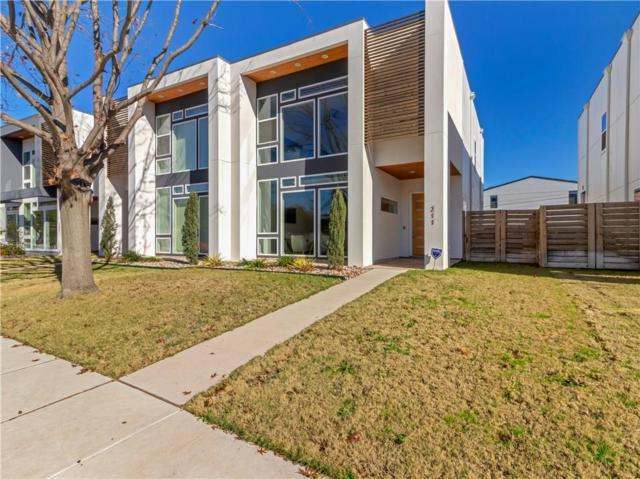 211 Adrian Drive, Fort Worth, TX 76107 (MLS #13997787) :: Kimberly Davis & Associates