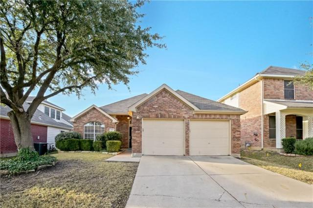 4628 Buffalo Bend Place, Fort Worth, TX 76137 (MLS #13997857) :: Real Estate By Design