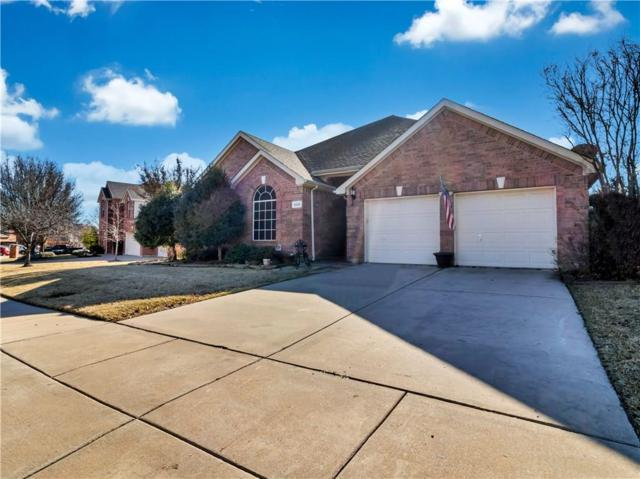 5228 Dove Creek Drive, Fort Worth, TX 76244 (MLS #13997861) :: Real Estate By Design