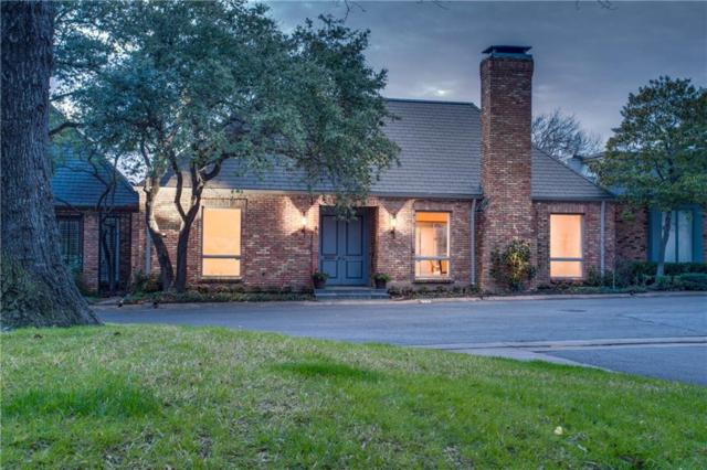13 Saint Laurent Place, Dallas, TX 75225 (MLS #13997935) :: RE/MAX Town & Country