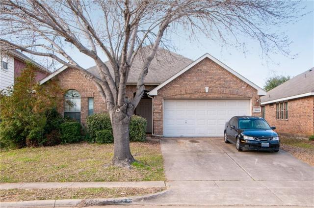 2868 Grandview Drive, Grand Prairie, TX 75052 (MLS #13997976) :: Century 21 Judge Fite Company