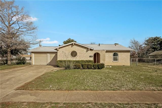 601 E Prairie View Road, Crowley, TX 76036 (MLS #13997983) :: The Mitchell Group