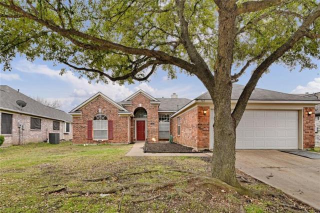 702 Claridge Drive, Arlington, TX 76018 (MLS #13998024) :: The Sarah Padgett Team