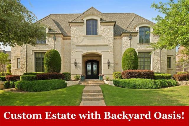 6645 Briar Ridge Lane, Plano, TX 75024 (MLS #13998059) :: Kimberly Davis & Associates