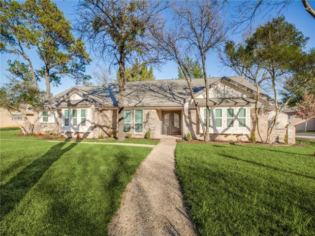 5901 Hunter Trail, Colleyville, TX 76034 (MLS #13998072) :: The Tierny Jordan Network