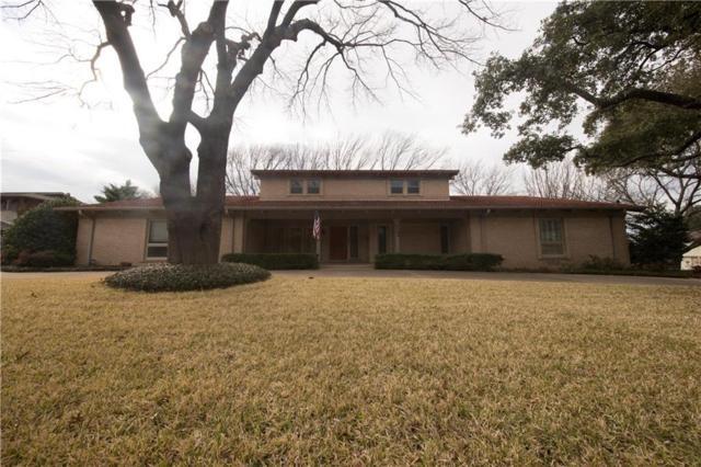 3700 Autumn Drive, Fort Worth, TX 76109 (MLS #13998112) :: RE/MAX Landmark