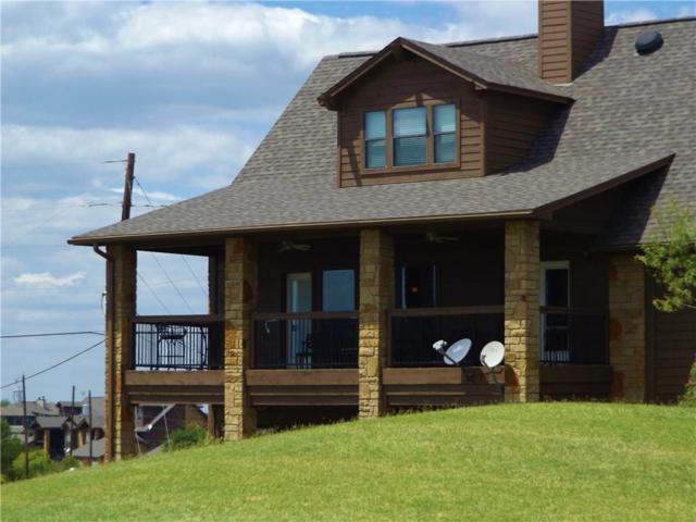 1104 Eagle Point Circle, Possum Kingdom Lake, TX 76449 (MLS #13998226) :: The Real Estate Station