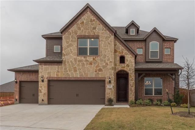 2402 Wilson Drive, Anna, TX 75409 (MLS #13998317) :: Kimberly Davis & Associates