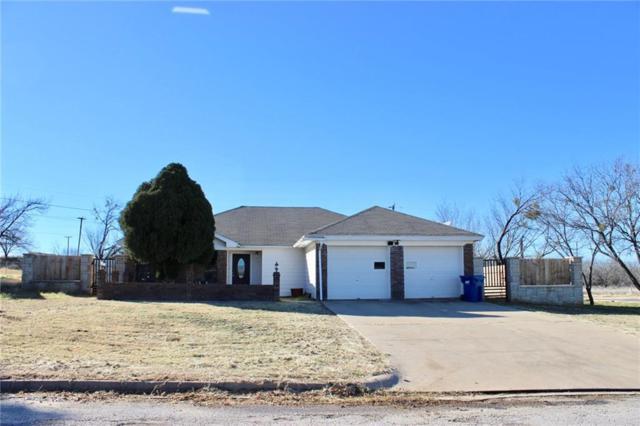 203 Pembrook Street, Breckenridge, TX 76424 (MLS #13998343) :: The Heyl Group at Keller Williams