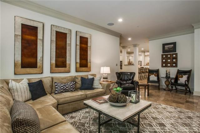 2848 Woodside Street 3B, Dallas, TX 75204 (MLS #13998374) :: The Heyl Group at Keller Williams