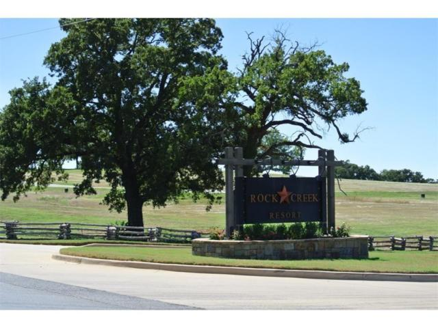 TBD Rock Creek, Gordonville, TX 76245 (MLS #13998415) :: Robinson Clay Team