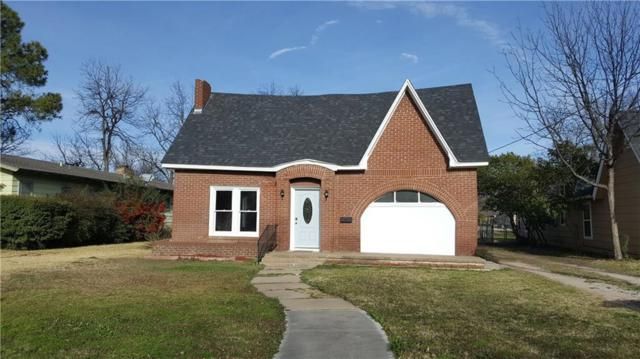1812 4th Street, Brownwood, TX 76801 (MLS #13998578) :: The Real Estate Station