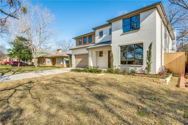 9882 Mixon Drive, Dallas, TX 75220 (MLS #13998581) :: HergGroup Dallas-Fort Worth