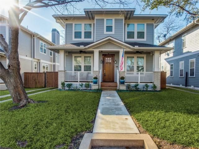5330 Willis Avenue, Dallas, TX 75206 (MLS #13998664) :: Robbins Real Estate Group