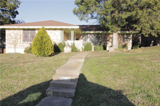 1209 Serenade Lane, Dallas, TX 75241 (MLS #13998802) :: RE/MAX Pinnacle Group REALTORS