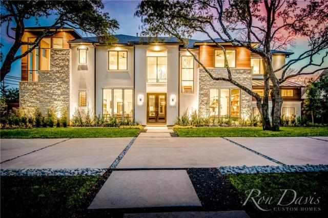 5980 Melshire Drive, Dallas, TX 75230 (MLS #13998811) :: Robbins Real Estate Group