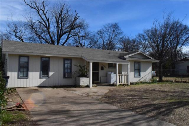 3963 Miller Avenue, Fort Worth, TX 76119 (MLS #13998861) :: Frankie Arthur Real Estate