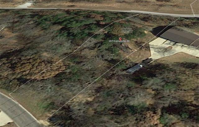 107 Comanche Drive, Lake Kiowa, TX 76240 (MLS #13998865) :: The Kimberly Davis Group