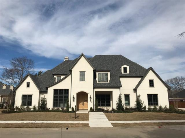 4161 Glacier Point Court, Prosper, TX 75078 (MLS #13998895) :: Kimberly Davis & Associates