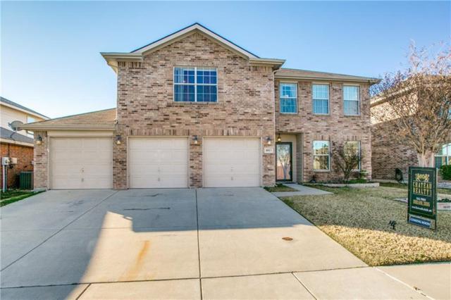 8813 Graywolf Ridge Trail, Fort Worth, TX 76244 (MLS #13998945) :: Frankie Arthur Real Estate